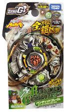 TAKARA TOMY Zero-G Beyblade Metal Fusion Booster Bandid Goreim BBG20 DF145BS