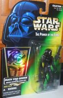 Star Wars Power of the Force DEATH STAR GUNNER Mosc New Kenner Potf