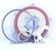 VAILLANT VU 466/4 -5 a Condensazione Sistema di combustione di dialogo Flangia montaggio 088134
