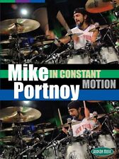 Mike Portnoy in Constant Motion Instructional Drum DVD NEW 000320608