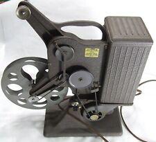 Vintage 1950s Keystone 16mm Film Projector Model C-26—designed for silent films—