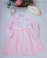 Hello Kitty Double Breasted Jacket Dress Girls Toddler 3T NWT $60 TuTu Easter