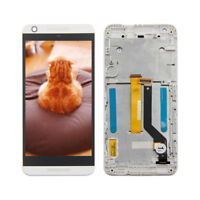 HQ For HTC Desire 626S OPM9110 Touch LCD Display Screen Digitizer Frame White