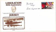 W273 1985 Jersey Liberation Cover Samwells-covers