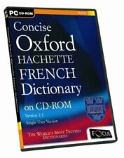 Concise Oxford-Hatchette French Dictionary
