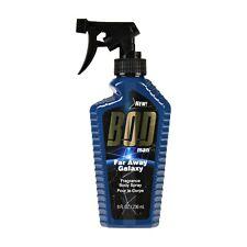 Bod Man Far Away Galaxy Fragrance Body Spray 8oz Rare