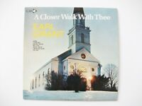 Earl Grant - A Closer Walk With Thee Christian Gospel Record Album Annette May