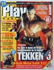 Play Manía Nº 75. Tekken 5 - Incluye Guía Metal Gear Solid 3