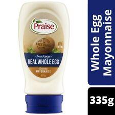 Praise Whole Egg Mayonnaise 335g