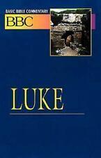 Basic Bible Commentary Luke Volume 19 (Abingdon Basic Bible Commentary)