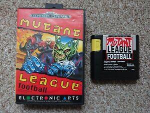 Sega Mega Drive Game - Mutant League Football