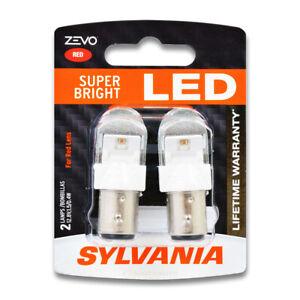 Sylvania ZEVO Tail Light Bulb for Cadillac Series 75 Fleetwood Eldorado if