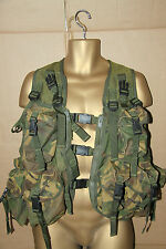 British Army DPM Tactical Assault Vest / Load Bearing / Webbing SUPERGRADE