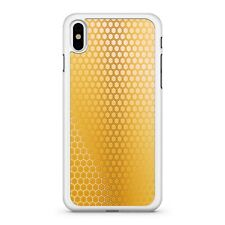 Honeycomb Pattern Bumblebees Bee Hive Nectar Honey Sweet Lush Phone Case Cover