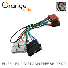 Wiring Lead Harness Adapter for Chrysler 1984 to 2002 ISO stereo plug adaptor