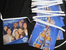 Bud Light March Madness Flag Vinyl String Banner sign Basketball Ncaa Nba T26