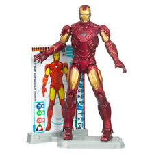 Hasbro Iron Man 2 Mark Vi Power Up Glow! Marvel Universe Figure Model Ironman_08