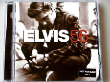 ELVIS 56~VERY RARE PROMO COPY~RCA~SOME CUT'S UNRELEASED SONG'S ~CD