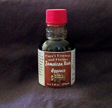 Papa's Jamaican Rum Essence one 2 oz Bottle.