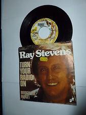 "RAY STEVENS - Turn your radio on - 1974 German 7"" Vinyl Single"