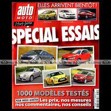 AUTO MOTO HS 66 HORS-SERIE ★ GUIDE D'ACHAT ★ SPECIAL ESSAIS ★ Editions 2010