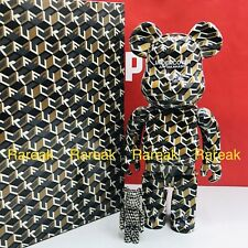 Medicom Be@rbrick 2019 Undercover Pattern By Jun Takahashi 400% + 100% Bearbrick