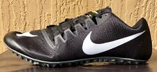 Mens Nike Zoom Ja Fly 3 Mens Track Spikes Size 10.5 or 11 Black/White/Grey