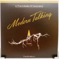 Modern Talking + CD + In The Middle Of Nowhere + 4th Album Special Edition (192)