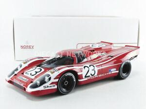 NOREV 1/12 - PORSCHE 917 K - WINNER LE MANS 1970 - 127501