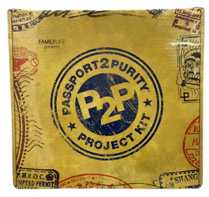 Family Life Passport 2 Purity Project Kit P2P Family Life SEALED