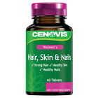 Cenovis Hair Skin and Nails 60 Tablets - Expiry Nov 2017