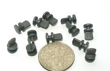 12pc Vintage Aurora AFX G+ Slot Car Chassis Fin Style PLASTIC GUIDE PINS 8782 A
