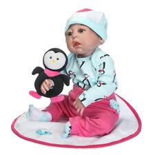 """2"""" Reborns Silicone Body bébé poupées Simulation poupée Reborn jo Xg"""
