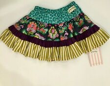 NWT Persnickety Size: 4 Girls Mimi Skirt in Plum