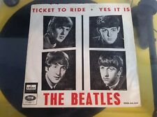 The Beatles – Ticket To Ride / Yes It Is, Odeon – DSOL 66.064, Spain 1965, EP