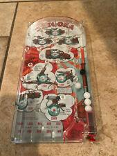 pinball game bazooka army tank machine gun marx toy