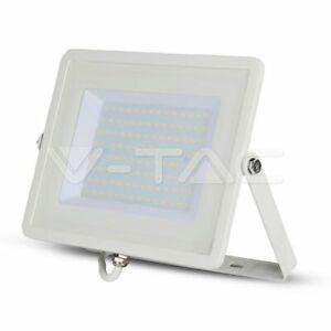 V-TAC FARO FARETTO LED 10W 20W 30W 50W 100W Luce Da Esterno Sottile Slim IP65