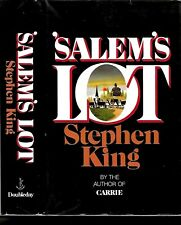 Salem's Lot Vintage BC Edition. Stephen King unread near fine condition in DJ
