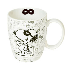 Dept 56 Peanuts Snoopy By Design 2018 Super Hero Mug #6000345 NIB FREE SHIP