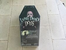 MEZCO LIVING DEAD DOLL SERIES 29  THE GIRL IN BLACK   NEW IN BOX SEALED