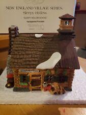 Dept 56 Heritage Village New England Series Sleepy Hollow School Christmas 59544