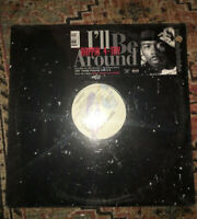 "Rappin 4-Tay 12"" Vinyl Single Promo I'll Be Around SEALED NEW"