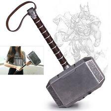Thor The Dark World 1:1 Mjolnir Hammer Handmade The Avengers Prop Replica Resin