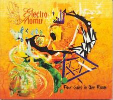 ELECTRO ATOMU = four cubes in one room = ELECTRO DOWNBEAT AMBIENT GROOVES !!