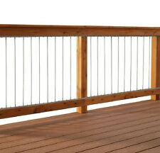 """Dolle INSTA-Rail Vertical Cable Railing 6 ft. Insert Kit - 42""""H"""