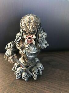 Predator 2 Predator Elder Micro Bust By Palisades
