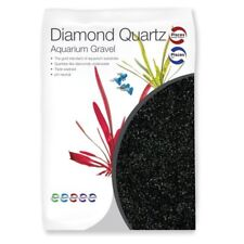 Pisces Diamond Quartz Aquarium Gravel 2kg 4.4lb Freshwater Fish Tanks