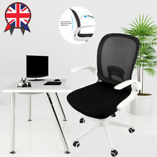 More details for office chair executive swivel racing computer desk chair ergonomic adjustable uk