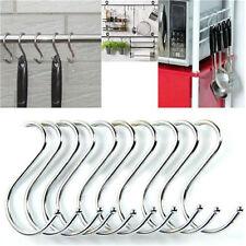 FD3932 Hooks Kitchen Hanging Hanger Rack Clothes Storage Holder Organizer 10PCs♫