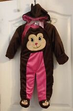 """Infant Halloween Mouse Costume-16"""" from Neck 2 Crotch-11"""" Leg- Size 24 Months"""